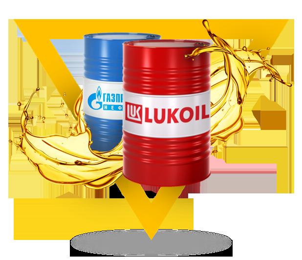 Лукойл-Газпром масла